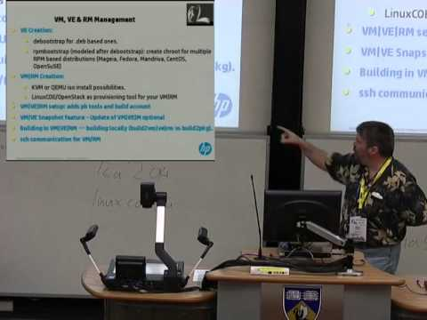 Multi-OS Continuous Packaging with Project-Builder.org [linux.conf.au 2014]