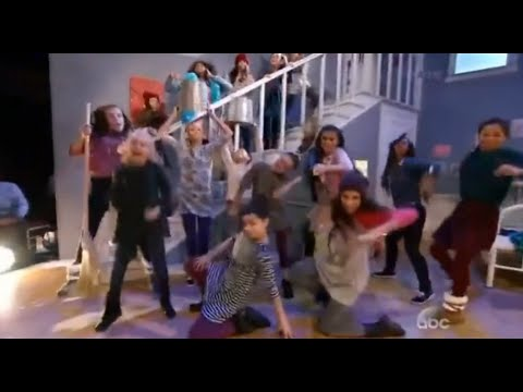 Dancing With The Stars - Annie (Hard Knock Life)