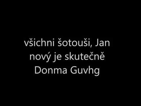 jan nový/Donma Guvhg hater