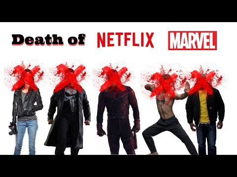 The Death of the Marvel Netflix Universe