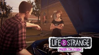 LIFE IS STRANGE : BEFORE THE STORM #3 | FOMOS PARA A ESCOLA COM O DAVID ( PORTUGUÊS)