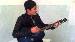 Видео уроки игры на гитаре Казахский : Ерболат Агатай!!!!!