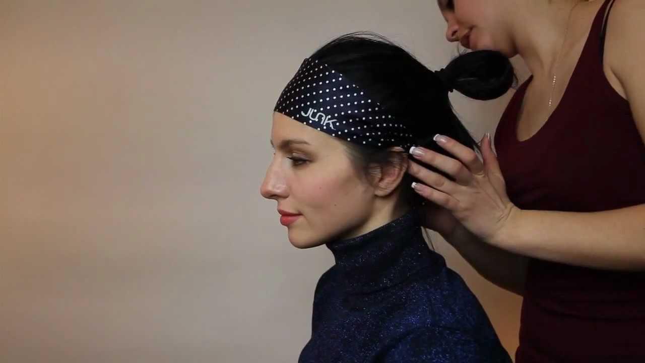How to Wear a Junk Headband   JUNK Brands - YouTube 5a4fe39a350