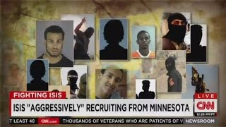 "ISIS ""agressively"" recruiting from Minnesota"