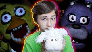 ВОССТАНИЕ ИГРУШЕК :O | Five Nights at Freddy's(Мы должны выжить 5 ночей в окружении злых и беспощадных игрушек. Они не дадут мне это сделать... Если тебе..., 2014-08-25T09:20:23.000Z)
