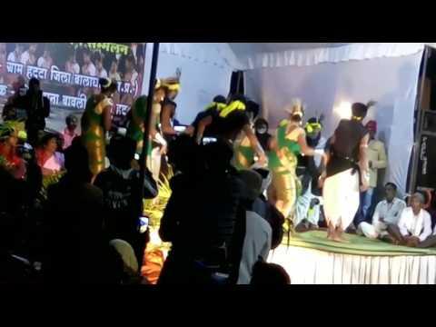 Birsa munda gondi song dance