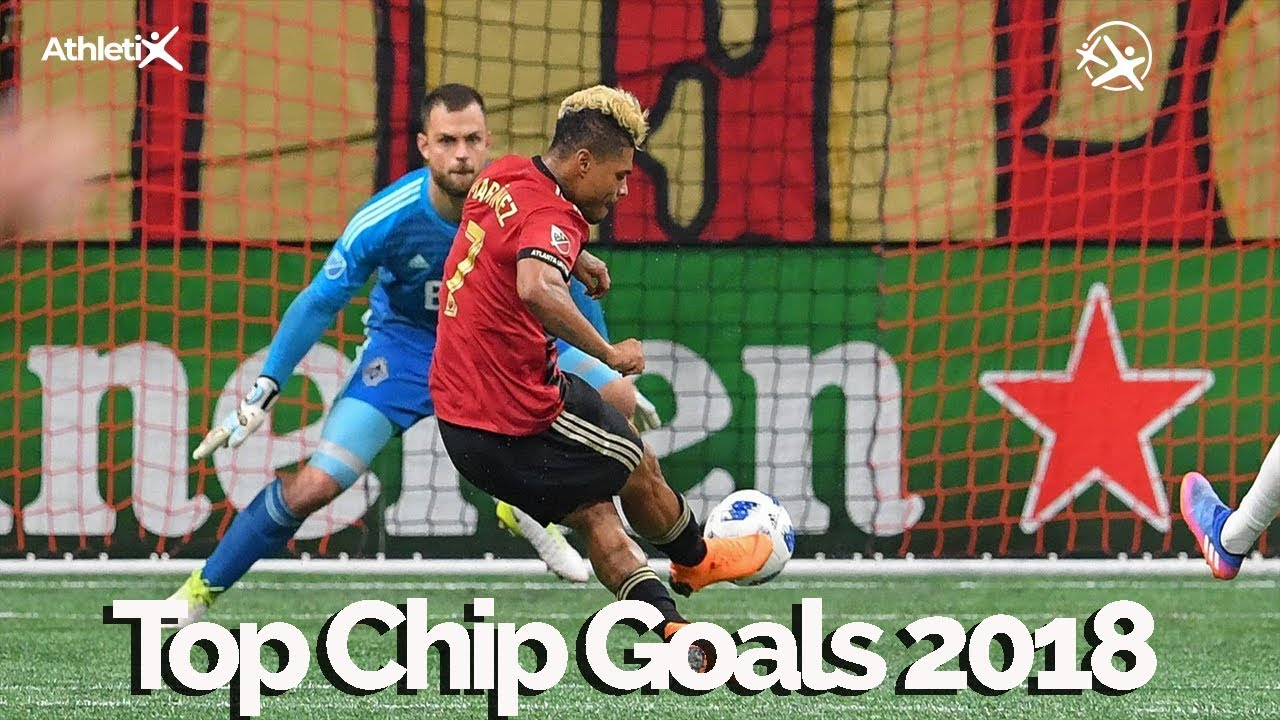 Top Chip Goals 2018 Latino Edition