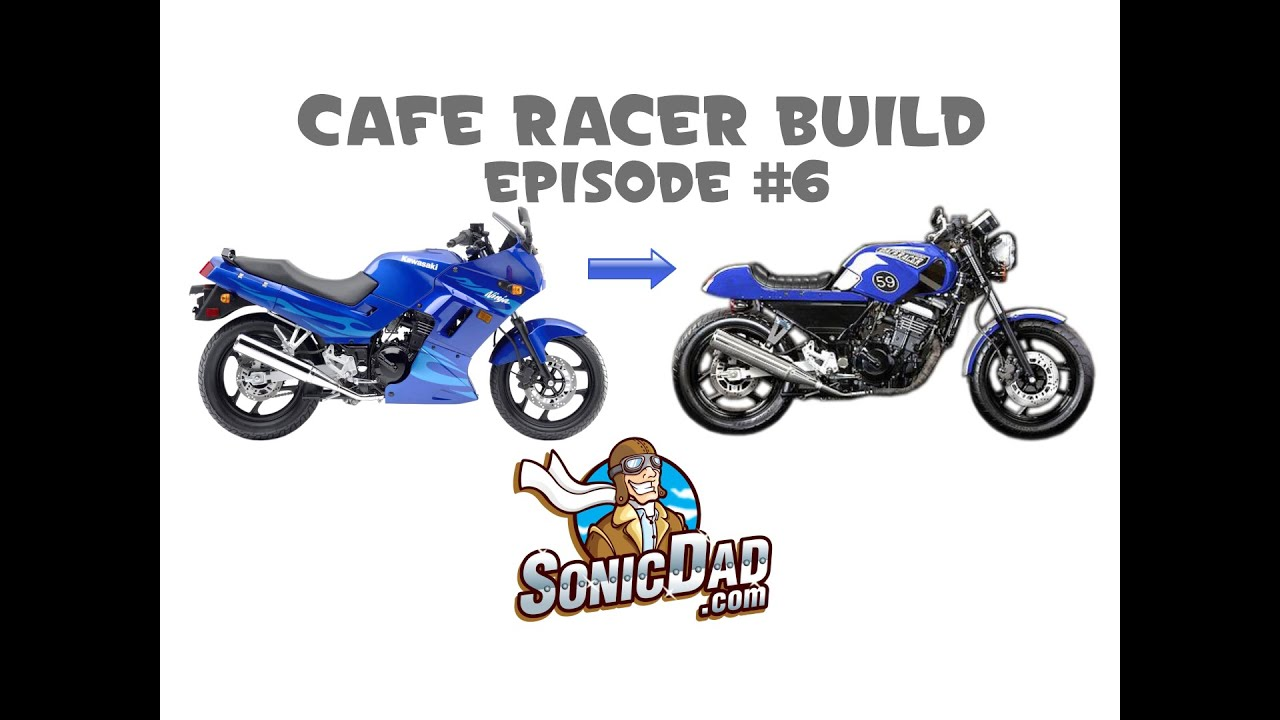 How To Make A Nostalgic Cafe Racer Motorcycle From Bullet Bike