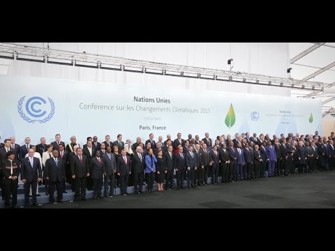 Record Number of Leaders Attend COP21 Paris Climate Summit