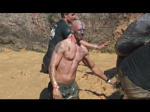 Strong Viking Obstacle Run Frankfurt 2016
