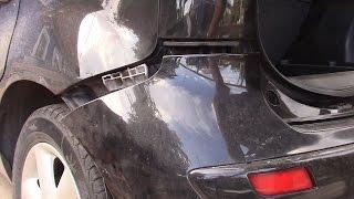 видео Как снять передний и задний бампер на Nissan Qashqai?