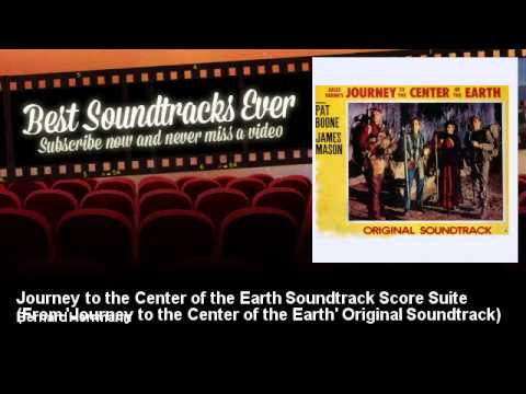 Bernard Herrmann - Journey to the Center of the Earth Soundtrack Score Suite