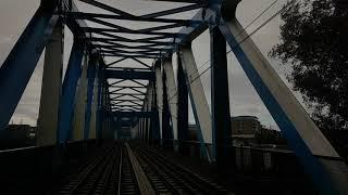 *Cab Ride* Tyne and Wear Metro Pelaw to Monkseaton Peak Service (4007* + 4021)