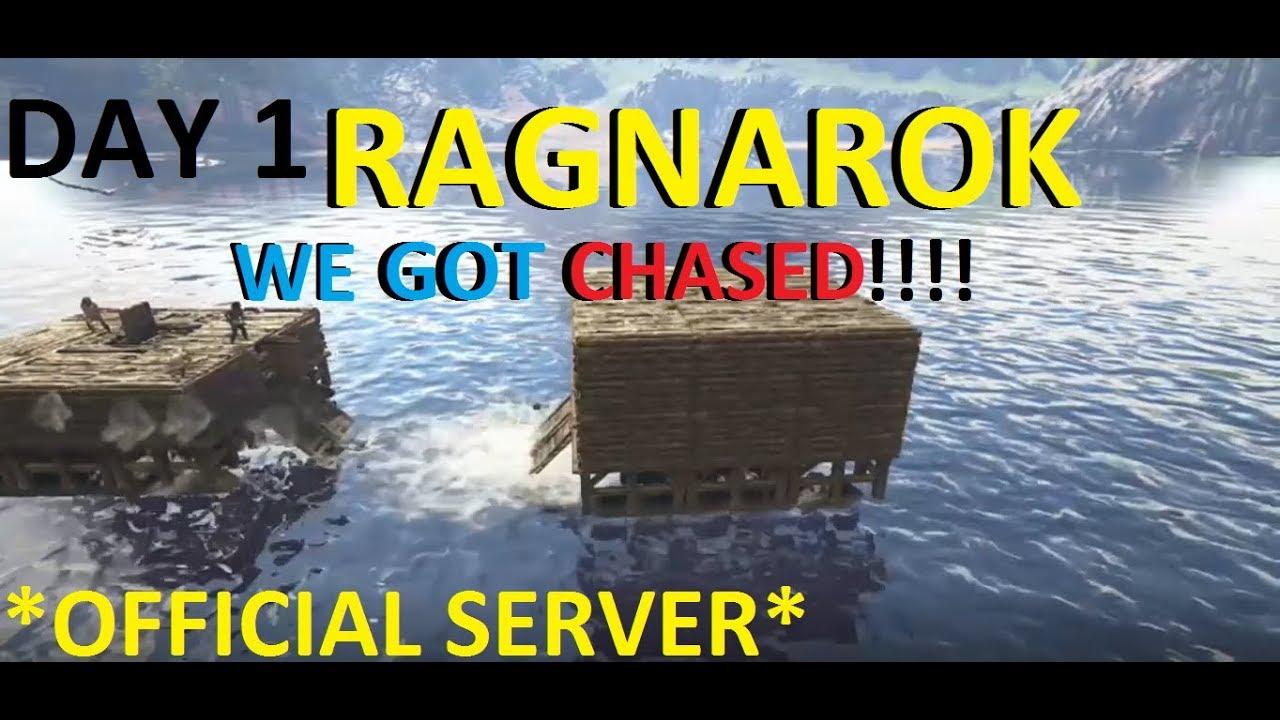 ark survival evolved ragnarok beginners guide