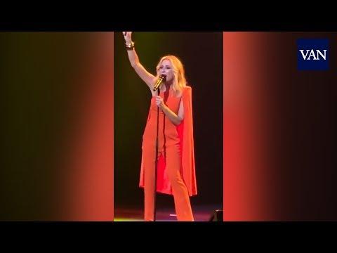 Marta Sánchez le pone letra al himno de España