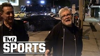 FREDDIE ROACH IT'S OVER FOR RONDA ... She Should Retire | TMZ Sports