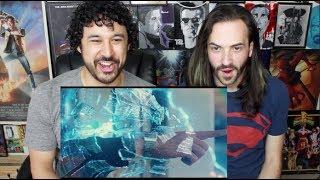 JUSTICE LEAGUE Comic-Con 2017 Sneak Peek TRAILER REACTION & REVIEW!!!