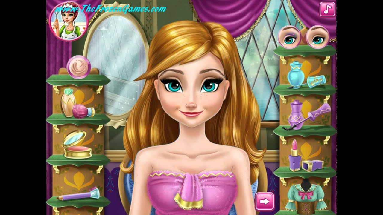 Elsa Makeup Games Online Free Makeupwa Co