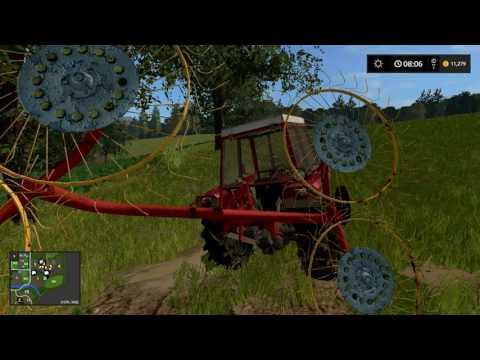 Mowing | Small equipment | Farming Simulator 2017 | Episode 3
