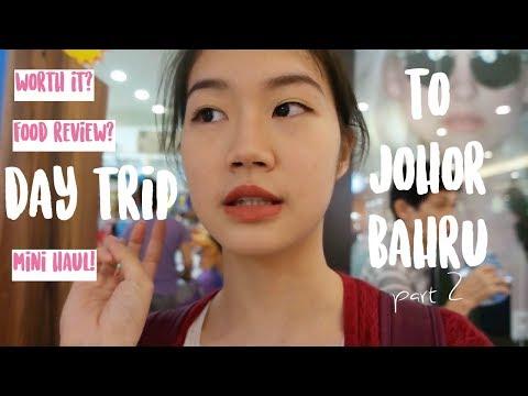 A Day Trip to Johor Bahru (Part 2)