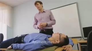 Урок ОБЖ от того самого учителя, Боровский, Тюмень, Виктор Садлинский