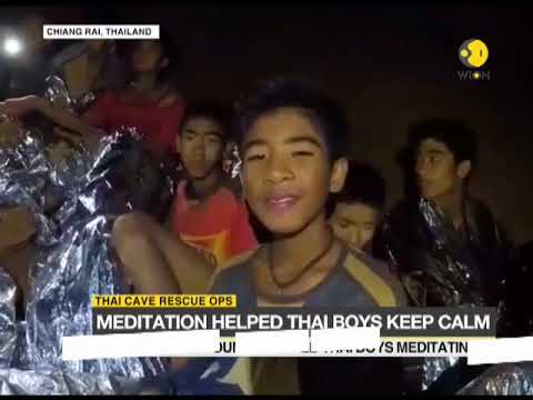 Thailand Cave rescue Operation: Meditation helped Thai boys remain calm inside the cave