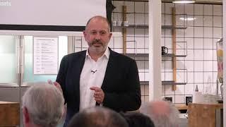 Blockchain & Crypto - Investment Strategies | Matthew Le Merle | SingularityU London Chapter (Pt. 2)