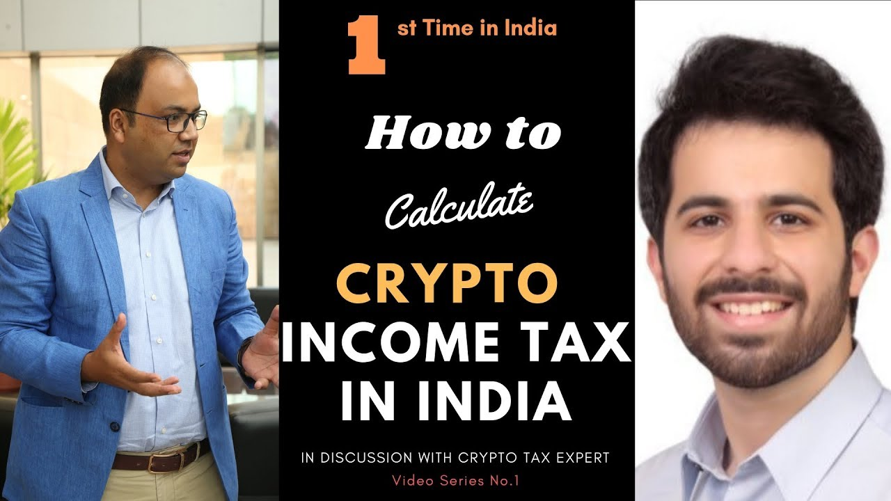 tax on cryptocurrency in india