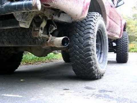 Tacoma Exhaust With Lce Header