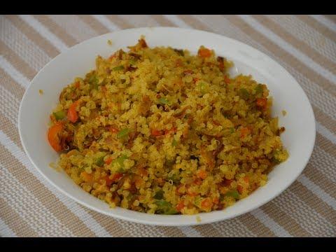 Quinoa Omelette Recipe