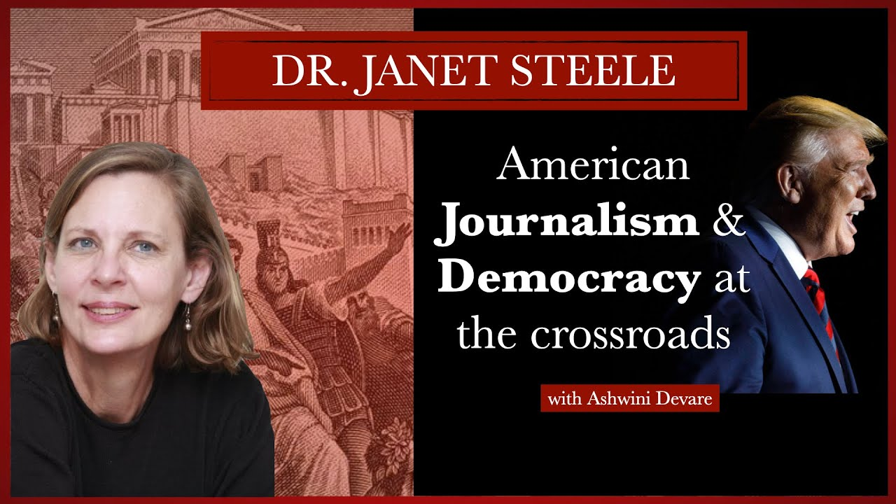 Journalism, Democracy & US-Asia Relations | Perspectives with Ashwini Devare