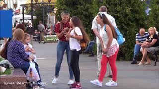 Летний танец на улице! Brest! Street! Music! Dance!