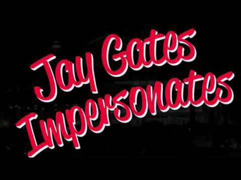 JAY GATES IMPERSONATES ROD STEWART  TWIN RIVER CASINO