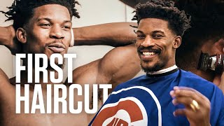 My first haircut after the Nba Bubble | Jimmy Butler Vlog