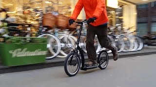 Repeat youtube video Swifty Zero Adult Scooter from Velorution