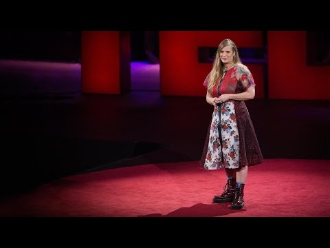 The beauty of being a misfit | Lidia Yuknavitch
