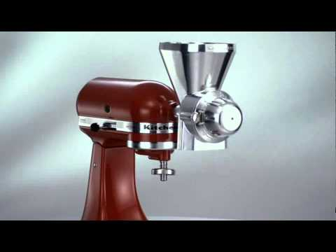 robot artisan kitchen aid robot cuisine multifonctions youtube. Black Bedroom Furniture Sets. Home Design Ideas