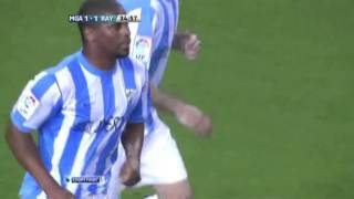 Málaga C.F. - Rayo Vallecano - Teamplay 2011/12
