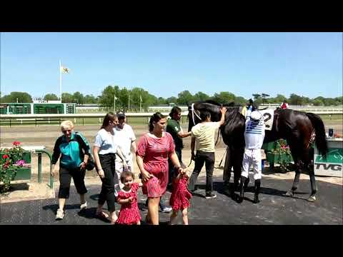 video thumbnail for MONMOUTH PARK 5-27-19 RACE 4