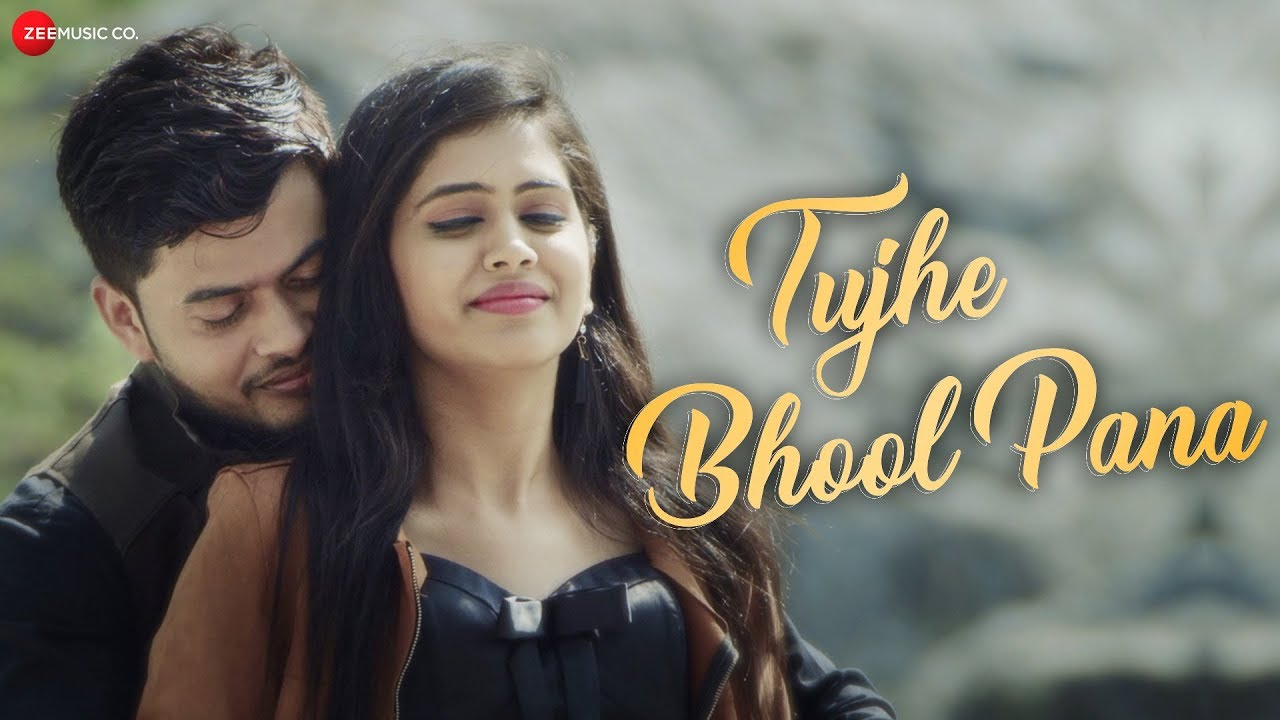 Tujhe Bhool Pana - Official Music Video | Sahil, Dipali Sharma |  Kishan Dulgach | Sudesh Dhananjay