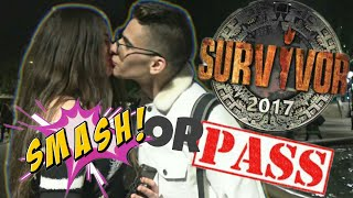 SURVIVOR SMASH OR PASS ft. FrediGtv