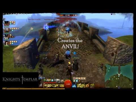 WvW Tactical Combat Maneuvers: Hammer & Anvil