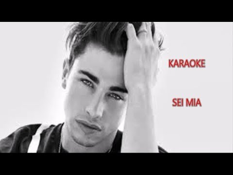 Karaoke - Riccardo Marcuzzo - Sei mia + cori