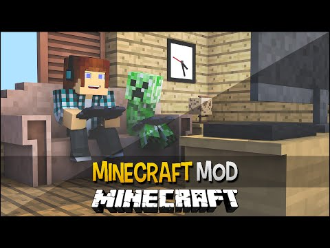 Minecraft Mod: Video Game ( Controle Os Mobs) - WiiMote Mod