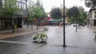 улица  Лаппенранты (Lappeenranta), Финляндия