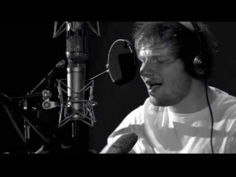 Ed Sheeran - I See Fire (Lyrics)