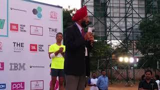 Motivational Video from Milkha Singh on Inspiring