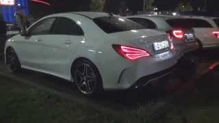 Brand New 2013 Mercedes Benz CLA 220 AMG Line Exterior FULL HD