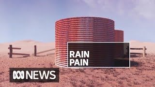 Drought-stricken farmers say recent rain hasn't been nearly enough to break drought | ABC News