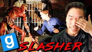 Hide & Seek With A Monster! Funny Gmod SLASHER Moments